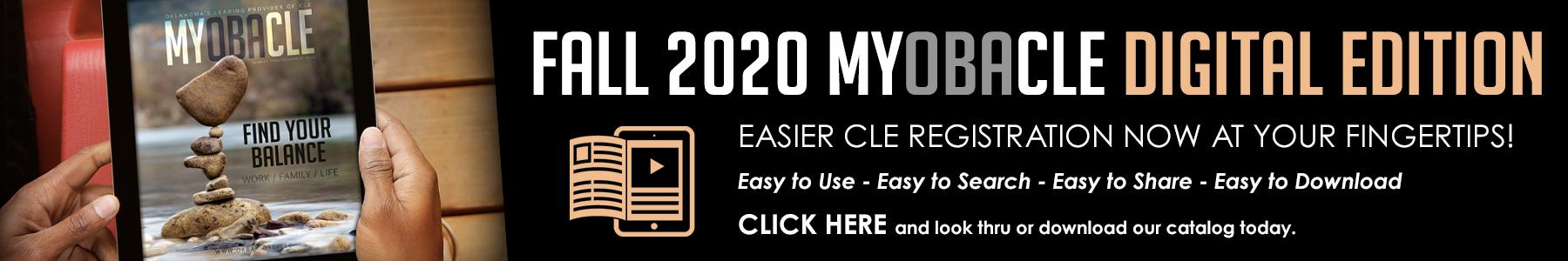 MYOBACLE Digital Promo