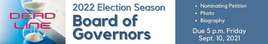Board Of Governors Vacancies (2)